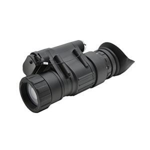 AN/PVS-14 PVS-14 デジタル方式 ナイトビジョンゴーグル NVG 暗視ゴーグル 黒|kstacticalshop