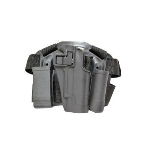 ブラックホーク CQC SERPA タイプ ホルスター レッグホルスター M1911 MEU ガバメント 専用 右利き ブラック|kstacticalshop