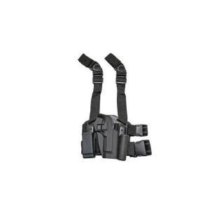 ブラックホーク CQC SERPA タイプ ホルスター レッグホルスター ベレッタ M92F 専用 右利き ブラック 黒|kstacticalshop