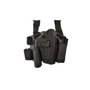 ブラックホーク CQC SERPA タイプ ホルスター レッグホルスター シグ P226 P220 SIG 専用 右利き ブラック|kstacticalshop