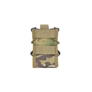 EMERSON製 (エマーソン) ダブルデッカー ライフルマグポーチ M4 M16 SCAR-H対応 マルチカモ MC 新型迷彩|kstacticalshop