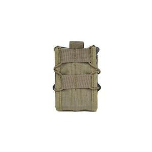 EMERSON製 (エマーソン) ダブルデッカー ライフルマグポーチ M4 M16 SCAR-H対応 オリーブドラブ OD|kstacticalshop