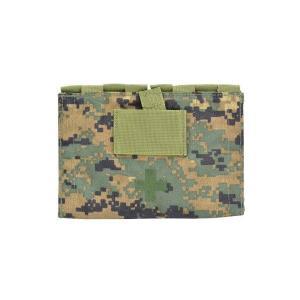 EMERSON製 NAVY SEALsタイプ メディックポーチ ピクセルグリーン デジタルウッドランド|kstacticalshop