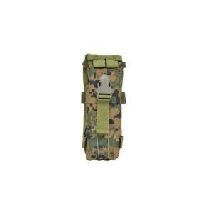 EMERSON製 (エマーソン) MOLLEシステム PRC-152 ダミーラジオポーチ 無線機用ポーチ ピクセルグリーン デジタルウッドランド|kstacticalshop