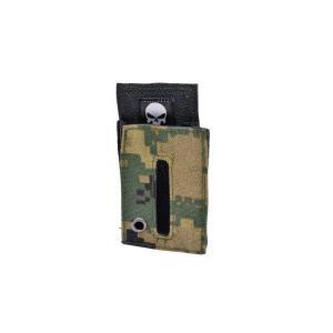 EMERSON製 (エマーソン) MS2000 ストロボマーカー用 ポーチ ベルクロ付き ピクセルグリーン デジタルウッドランド|kstacticalshop