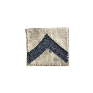 アメリカ陸軍 階級章 階級不明 ベルクロ付き ワッペン パッチ 徽章 ATAU kstacticalshop