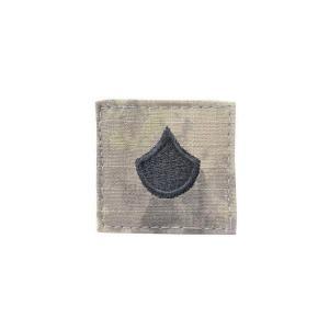 アメリカ陸軍 階級章 上等兵 ベルクロ付き ワッペン パッチ 徽章 ATAU kstacticalshop