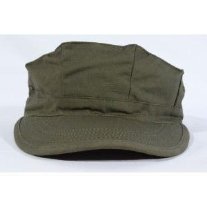 オリーブドラブ OD 迷彩柄 八角帽 ミリタリーキャップ 緑色|kstacticalshop