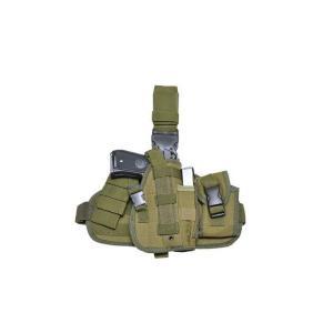 ドロップレッグ タイプ レッグホルスター サイホルスター MOLLE システム オリーブドラブ OD 緑色|kstacticalshop