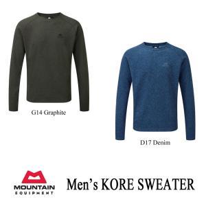 マウンテンイクイップメント トップス コレー・セーター メンズ MOUNTAIN EQUIPMENT|kt-gigaweb