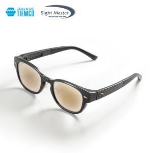 サイトマスター マニフィコブラック  LB/シルバーミラー Sight Master TIEMCO|kt-gigaweb