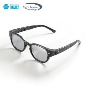 サイトマスター マニフィコブラック  LG/シルバーミラー Sight Master TIEMCO|kt-gigaweb