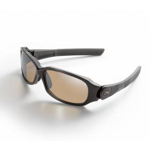 キネティックブルー グロスブラック ライトブラウン/シルバーミラー Sight Master TIEMCO|kt-gigaweb