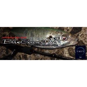 BlueCurrent 76/TZ (ブルーカレントTZ) / YAMAGA Blanks (ヤマガブランクス)|kt-gigaweb