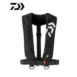 DF-2608 インフレータブルライフジャケット 肩掛けタイプ手動・自動膨脹式 ダイワ 国土交通省型式承認品 桜マーク TYPE-A Daiwa|kt-gigaweb