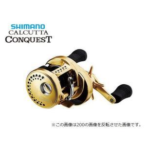 シマノ カルカッタコンクエスト 201 レフト ベイトリール SHIMANO 14 CALCUTTA CONQUEST 201LEFT|kt-gigaweb