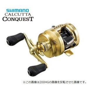 シマノ カルカッタコンクエスト 201HG レフト ベイトリール SHIMANO 15 CALCUTTA CONQUEST 201HG LEFT|kt-gigaweb