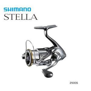 18ステラ 2500S スピニングリール シマノ STELLA SHIMANO|kt-gigaweb