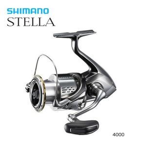 18ステラ 4000 スピニングリール シマノ STELLA SHIMANO|kt-gigaweb