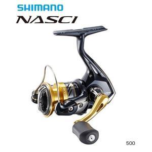 シマノ 18ナスキー 500 スピニングリール SHIMANO NASCI kt-gigaweb