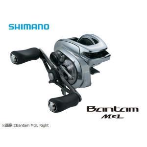 バンタム MGL HG ライト シマノ ベイトリール SHIMANO BANTAM MGL HG RIGHT kt-gigaweb