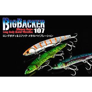ビッグバッカー107 BIG Backer107 ジャッカル JACKALL kt-gigaweb
