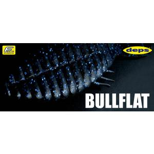 BULLFLAT 4.8inch (ブルフラット4.8インチ) / deps (デプス)|kt-gigaweb