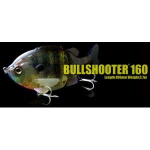 BULLSHOOTER 160 (ブルシューター160)  / deps (デプス)|kt-gigaweb