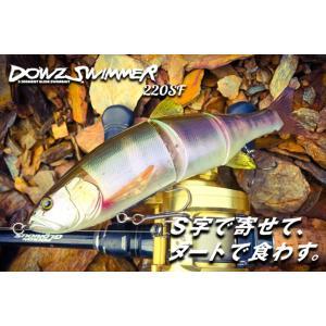 ジャッカル ダウズスイマー220SF ビッグベイト JACKALL DOWZ SWIMMER 220SF kt-gigaweb