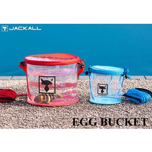 ジャッカル バケツ エッグバケット  JACKALL EGG BUCKET