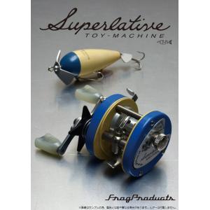 TOY-MACHINE SUPERLATIVE(トイマシーン スーパーレイティブ)クラシックブルー 右 / FROG PRODUCTS (フロッグプロダクツ)|kt-gigaweb