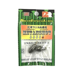 目探ショットシンカー 14g  / DREAM EXPRESS LURES (ドリームエクスプレスルアーズ)|kt-gigaweb