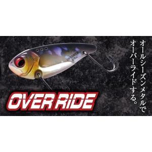 OVER RIDE 1/8oz (オーバーライド1/8oz) / O.S.P (オー・エス・ピー)