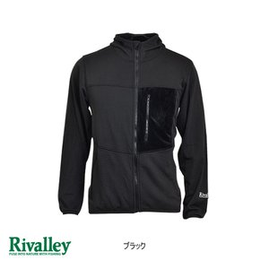 【SALE】リバレイ 防寒 RVマイクロフリースパーカー RIVALLEY|kt-gigaweb