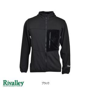 【SALE】リバレイ 防寒 RVマイクロフリースパーカー RIVALLEY|kt-gigaweb