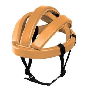 4002 カスクレザー 自転車ヘルメット  / リンプロジェクト (rin project)|kt-gigaweb