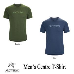 アークテリクス センター Tシャツ メンズ ARC'TERYX|kt-gigaweb