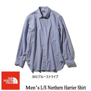 ザ・ノースフェイス トップス ロングスリーブノーザンハリアーシャツ メンズ THE NORTH FACE|kt-gigaweb