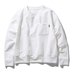 ザ・ノースフェイス 長袖Tシャツ ロングスリーブエアリーリラックスティー NTW61961 2色 レ...