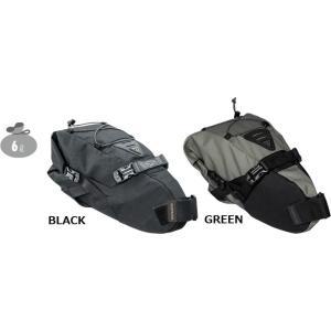 バックローダー 6リットル トピーク バイクパッキング TOPEAK BAG36700|kt-gigaweb