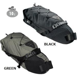 バックローダー 10リットル トピーク バイクパッキング TOPEAK BAG36701|kt-gigaweb