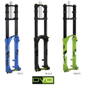 Onyx DC(オニキス ダブルクラウン) 27.5in フロントフォーク/DVO kt-gigaweb