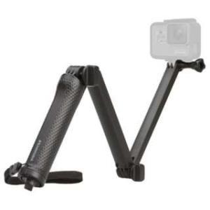 アクションカメラ 3way グリップ ブラック H-GGP3WBK / HAKUBA ハクバ|kt-gigaweb