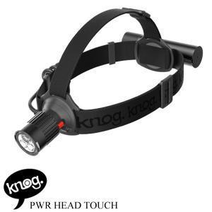 PWR HEADTORCH STRAP (パワー ヘッドトーチ ストラップ) / knog(ノグ・ライト)|kt-gigaweb