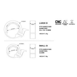Oi Bicycle Bell (オイ バイシクル ベル) / knog(ノグ)|kt-gigaweb|06