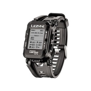MICRO GPS WATCH(マイクロGPSウォッチ)サイクルコンピュータ 日本語対応版/ LEZYNE(レザイン)|kt-gigaweb