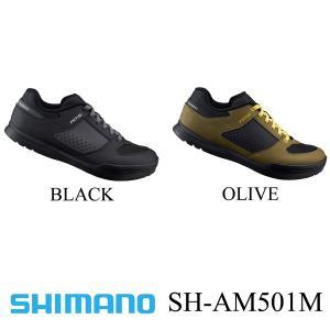 シマノ AM5 MTB ビンディング シューズ SHIMANO|kt-gigaweb