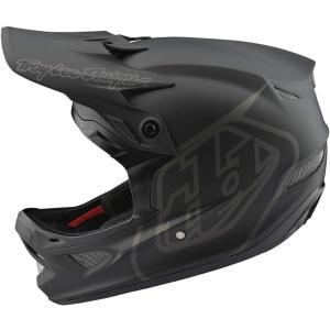 D3 Fiberlite MONO Black(ファイバーライト モノブラック)/ Troy Lee Designs(トロイリーデザイン) グッドオープンエアズ マイクス