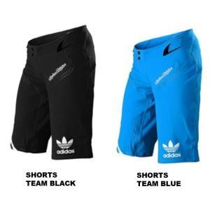 【9月限定セール】ULTRA Adidas MTB Short  (ウルトラ アディダス MTB ショーツ) / Troy Lee Designs(トロイリーデザイン・アパレル)|kt-gigaweb