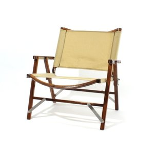 カーミットチェア ワイド ウォルナットベージュ Kermit Wide Chair|kt-gigaweb